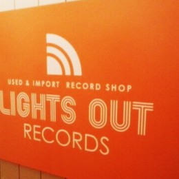 LIGHTS OUT RECORDS 茨城県